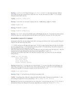 Hội thoại tiếng Hàn - part 20 ppsx