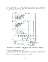 Giáo trình phân tích sơ đồ nguyên lý hệ thống lạnh trung tâm với thông số kỹ thuật p6 doc