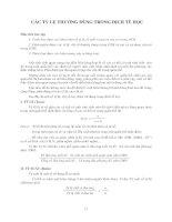 Giáo trình dịch tễ học y học part 6 pot