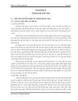 Bài giảng- Đăng ký và thống kê đất đai- chương 5 doc