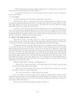 Giáo trình dịch tễ học y học part 3 ppt