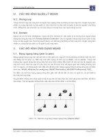 Giáo trình phân tích các mô hình quản lý mạng phân phối xử lý dữ liệu trên diện rộng p3 docx