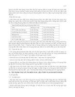 Bài giảng nội khoa : Tổng quát part 9 pptx