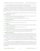 Giáo trình hướng dẫn cách sử dụng thủ thuật trong việc làm movie phần 8 docx