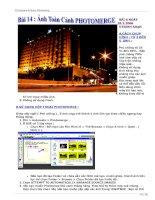 15 bài Actions Photoshop phần 2 pdf