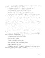 Bài giảng Thú y cơ bản : THẢO LUẬN- VÀ BÀI THỰC HÀNH CHUYÊN ĐỀ CÚM GIA CẦM part 2 pptx
