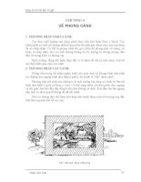Giáo trình Vẽ Mỹ Thuật I - Chương 4 ppsx