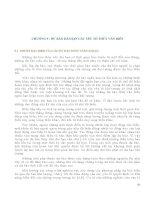 Giáo trình DỰ BÁO THỦY VĂN BIỂN - Chương 9 docx
