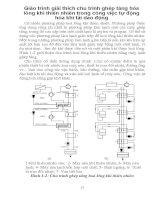 Giáo trình giải thích chu trình ghép tầng hóa lỏng khí thiên nhiên trong công việc tự động hóa khi tải dao động p1 pdf