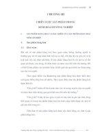 GIÁO TRÌNH MARKETING NÔNG NGHIỆP - CHƯƠNG 3 CHIẾN LƯỢC SẢN PHẨM TRONG KINH DOANH NÔNG NGHIỆP ppsx