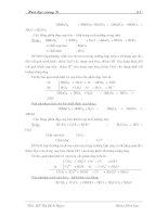 Giáo trình hóa đại cương B part 10 pptx