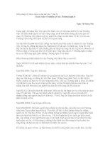 Hiến pháp Mỹ được làm ra như thế nào ? [bài 6] Tranh luận về nhiệm kỳ của potx