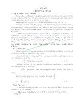 Giáo trình nhiệt động lực học kyc thuật - Chương 3 pot