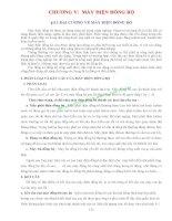 GIÁO TRÌNH MÁY ĐIỆN KHÍ CỤ ĐIỆN - PHẦN I MÁY ĐIỆN - CHƯƠNG 5 potx