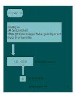 Cấu trúc máy tính và lập trình Assembly : :LẬP TRÌNH XỬ LÝ MẢNG & CHUỔI part 8 pdf