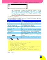 Giáo trình hướng dẫn sử dụng các chương trình thiết kế công trình giao thông bằng VBA phần 9 pdf