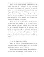 THỰC TRẠNG TẬP HỢP NỮ TRÍ THỨC CỦA HỘI LIÊN HIỆP PHỤ NỮ VIỆT NAM VÀ ĐỀ XUẤT GIẢI PHÁP - PHẦN 3 pps