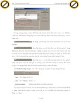 Giáo trình giới thiệu nguyên tắc lập trình trong access với blank access database p5 pdf