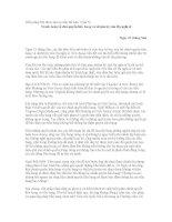 Hiến pháp Mỹ được làm ra như thế nào ? - [bài 5] Tranh luận về chủ quyền liên bang và nhiệm kỳ của Hạ nghị sĩ pot