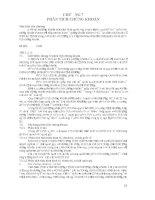 Bài giảng thị trường chứng khoán - Chương 7 Phân tích chứng khoán pot