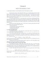 Giáo trình hóa phân tích - Chương 2 Phân tích khối lượng pot