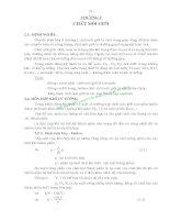 Giáo trình nhiệt động lực học kyc thuật - Chương 2 ppsx