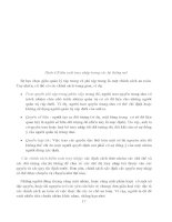 giải pháp an toàn thông tin cho cơ sở dữ liệu phần 2 pdf
