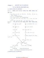 Giáo trinh công nghệ kim loại : Hàn và cắt kim loại part 9 ppsx