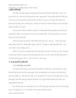 MỘT SỐ ỨNG DỤNG TIN HỌC TRONG DẠY TRẺ MẪU GIÁO doc