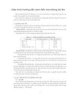 Giáo trình hướng dẫn cách điều hòa không khí ẩm phần 1 pptx