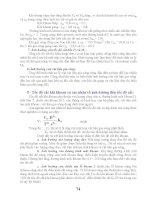 CƠ SỞ LÝ THUYẾT VÀ NGUYÊN LÝ CẮT GỌT KIM LOẠI part 10 pps