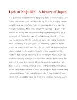 Lịch sử Nhật Bản - A history of Japan_3 pdf