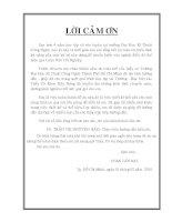 ĐỒ ÁN TỐT NGHIỆP KỸ SƯ XÂY DỰNG THIẾT KẾ CAO ỐC GEMADEPT