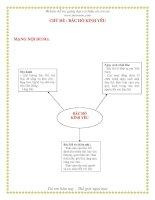 Giáo án giảng dạy lớp Chồi: Website hỗ trợ giảng dạy và chăm sóc trẻ em www.mamnon.comCHỦ ĐỀ : BÁC HỒ pdf
