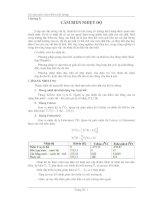 Cảm biến và đo lường - Chương 3:CẢM BIẾN NHIỆT ĐỘ doc