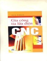 Gia công tia lửa điện CNC part 1 pdf