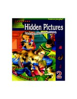 learning with a difference - Hidden pictures 2 pptx