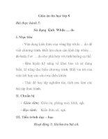 Giáo án tin học lớp 8 - Bài thực hành 5: Sử dụng lệnh While … do tiết 1 pps