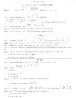 Bộ đề thi học sinh giỏi toán lớp 8 năm 2011 doc