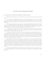 Giáo trình DỰ BÁO THỦY VĂN BIỂN - Chương 8 pdf