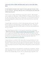 """TOP 10 KỸ NĂNG """"MỀM"""" ĐỂ SỐNG HỌC TẬP VÀ LÀM VIỆC HIỆU QUẢ docx"""