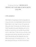 Ấn chương Việt Nam - CHƯƠNG II ẤN CHƯƠNG VIỆT NAM THỜI LÊ TRUNG HƯNG (1533-1788) pot