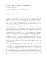 TỔ CHỨC bộ máy QUẢN lý HÀNH CHÍNH NAM bộ nửa đầu THẾ kỷ XIX từ GIA ĐỊNH THÀNH đến NAM kỳ lục TỈNH (THS  NGUYỄN NGỌC PHÚC