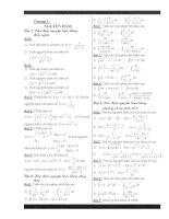 Bài tập tích phân và ứng dụng pot