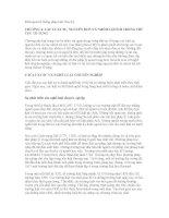 Khái quát hệ thống pháp luật Hoa Kỳ - CHƯƠNG 4: CÁC LUẬT SƯ, NGUYÊN ĐƠN VÀ NHÓM LỢI ÍCH TRONG THỦ TỤC TỐ TỤNG pot