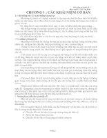 bài giảng kỹ thuật số chương 1 các khái niệm cơ bản