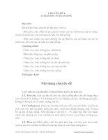 KỸ THUẬT CHĂN NUÔI LỢN SINH SẢN HƯỞNG LẠC - CHUYÊN ĐỀ 4 CHĂM SÓC NUÔI DƯỠNG pps