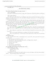 Giáo trình An toàn lao động và môi trường công nghiệp - Chương 7 ppsx