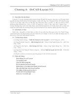 Giáo trình : Thiết kế mạch in với MultiSim 6.20 và OrCAD 9.2 part 9 potx