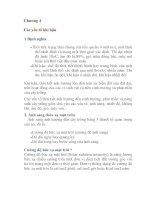 Giáo trình -Trồng trọt đại cương-chương 4 ppt